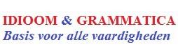 Idioom & Grammatica